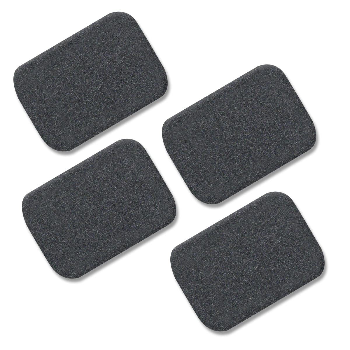 Reusable Foam Filters for IntelliPAP Series CPAP & BiPAP Machines - 4 Pack