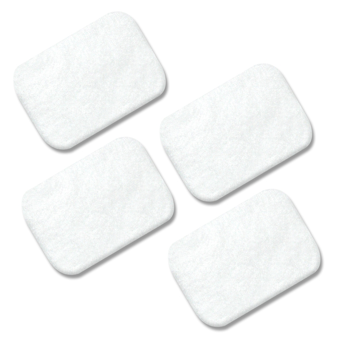 Disposable Ultra Fine Filters for IntelliPAP Series CPAP & BiPAP Machines - 4 Pack