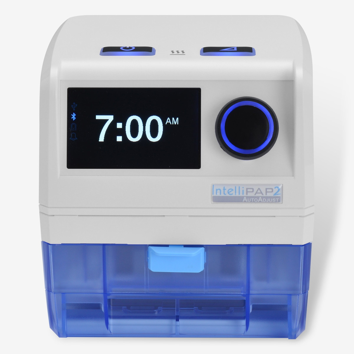 intellipap 2 pulse dose heated humidifier