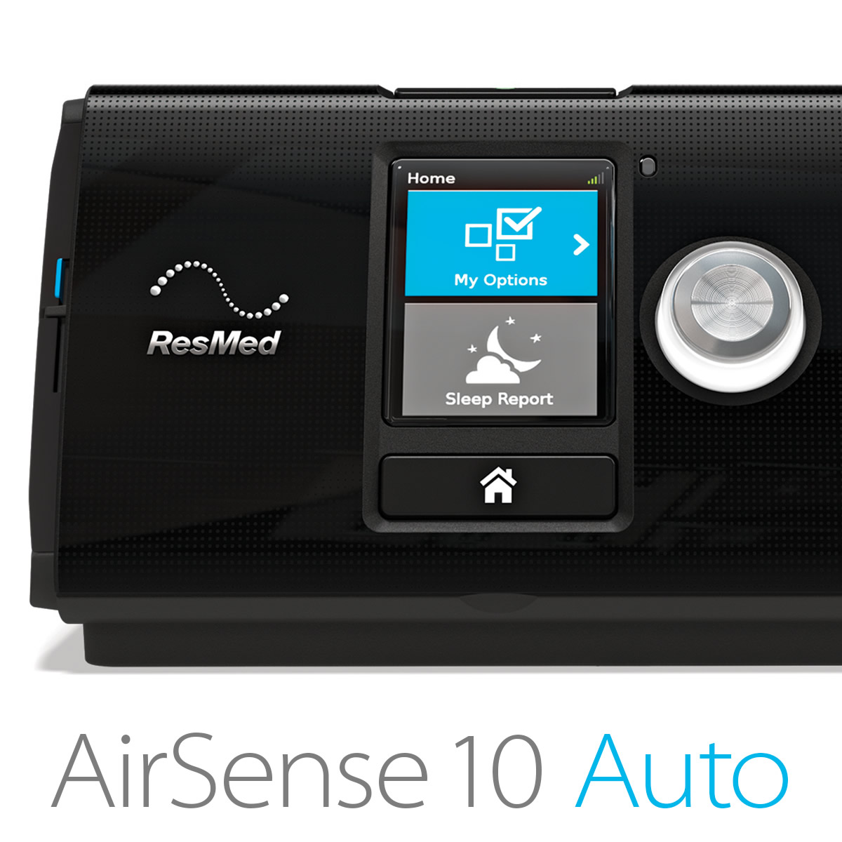 AirSense™ 10 AutoSet Auto-CPAP Machine Package with HumidAir™ Heated Humidifier