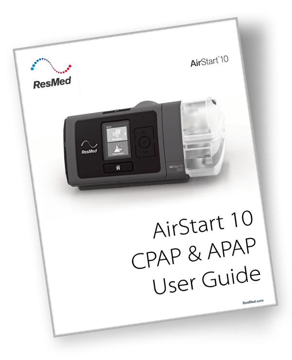 AirStart 10 CPAP User Guide