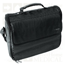 Black Laptop Style Travel Bag for S9™ Series CPAP Machines (DISCONTINUED)