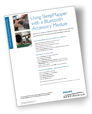 sleepmapper bluetooth module
