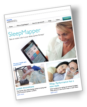 sleepmapper website