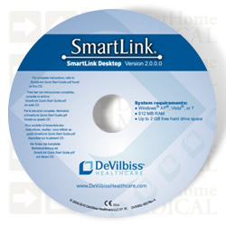 SmartLink 2.x Software Kit with Therapy Module, Card Reader, Data Card for IntelliPAP (DISCONTINUED)