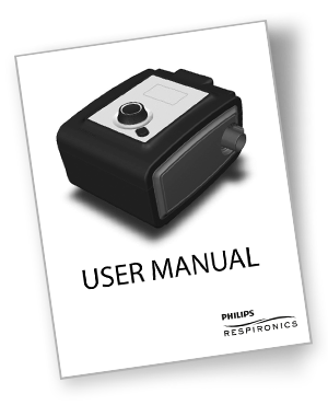 system one cpap user manual