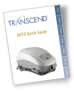 transcend auto quick guide