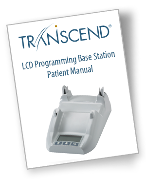 transcend lcd base station guide