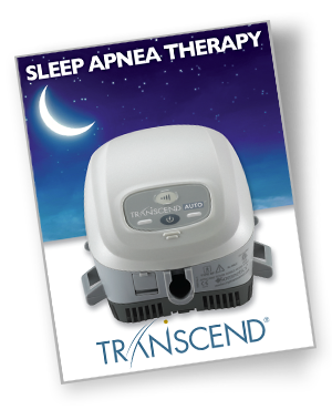 Transcend Auto Minicpap Machine Package With Ezex Direct