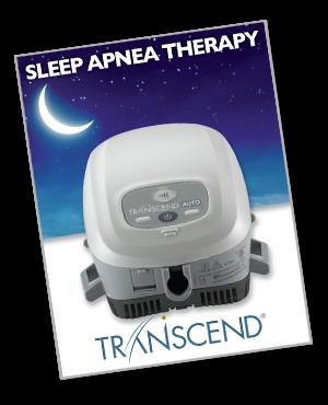 transcend cpap brochure