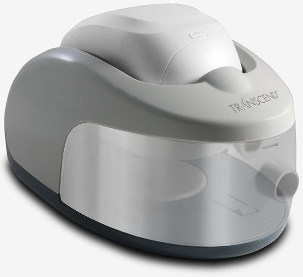 TRANSCEND CPAP HEATED HUMIDIFIER