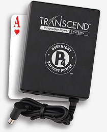 TRANSCEND CPAP BATTERY