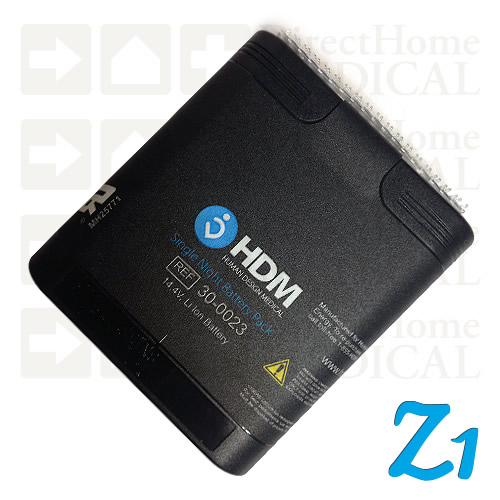 Rechargeable Battery Module for Z1 Series CPAP PowerShell