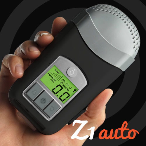 Z1 Auto Travel APAP Machine Package with Z-Breathe