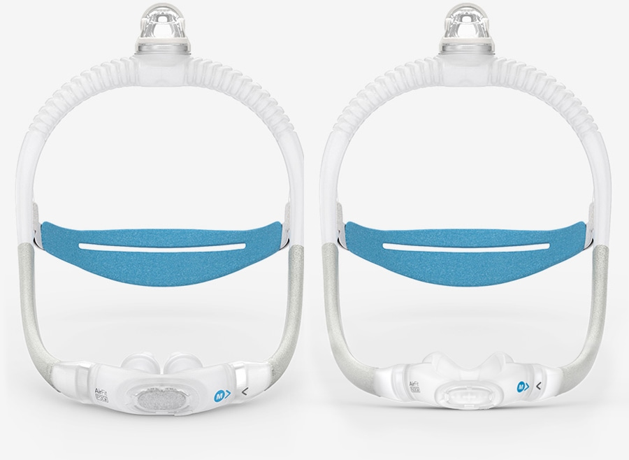 airfit n30i and p30i masks work together