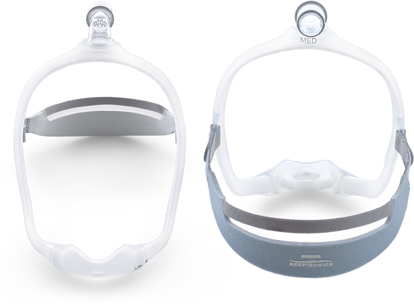 Direct Home Medical DreamWear Nasal CPAP Mask With Headgear