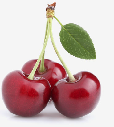 cherries good for sleep