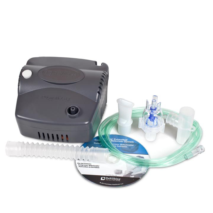 cpt code for nebulizer machine