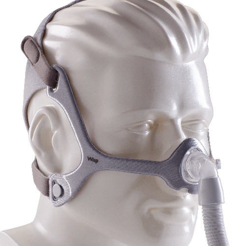 Direct Home Medical Wisp Nasal Cpap Mask With Headgear