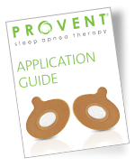 provent application guide