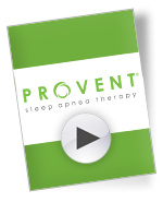 provent sleep apnea therapy video