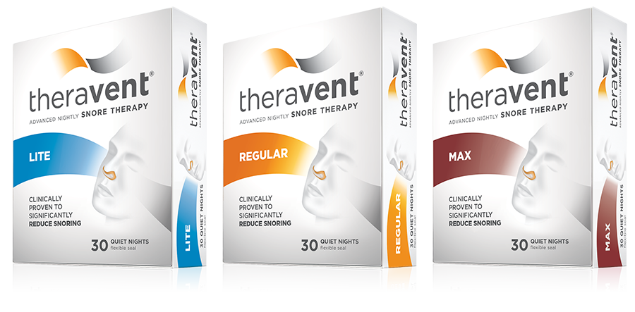 theravent anti-snore patches